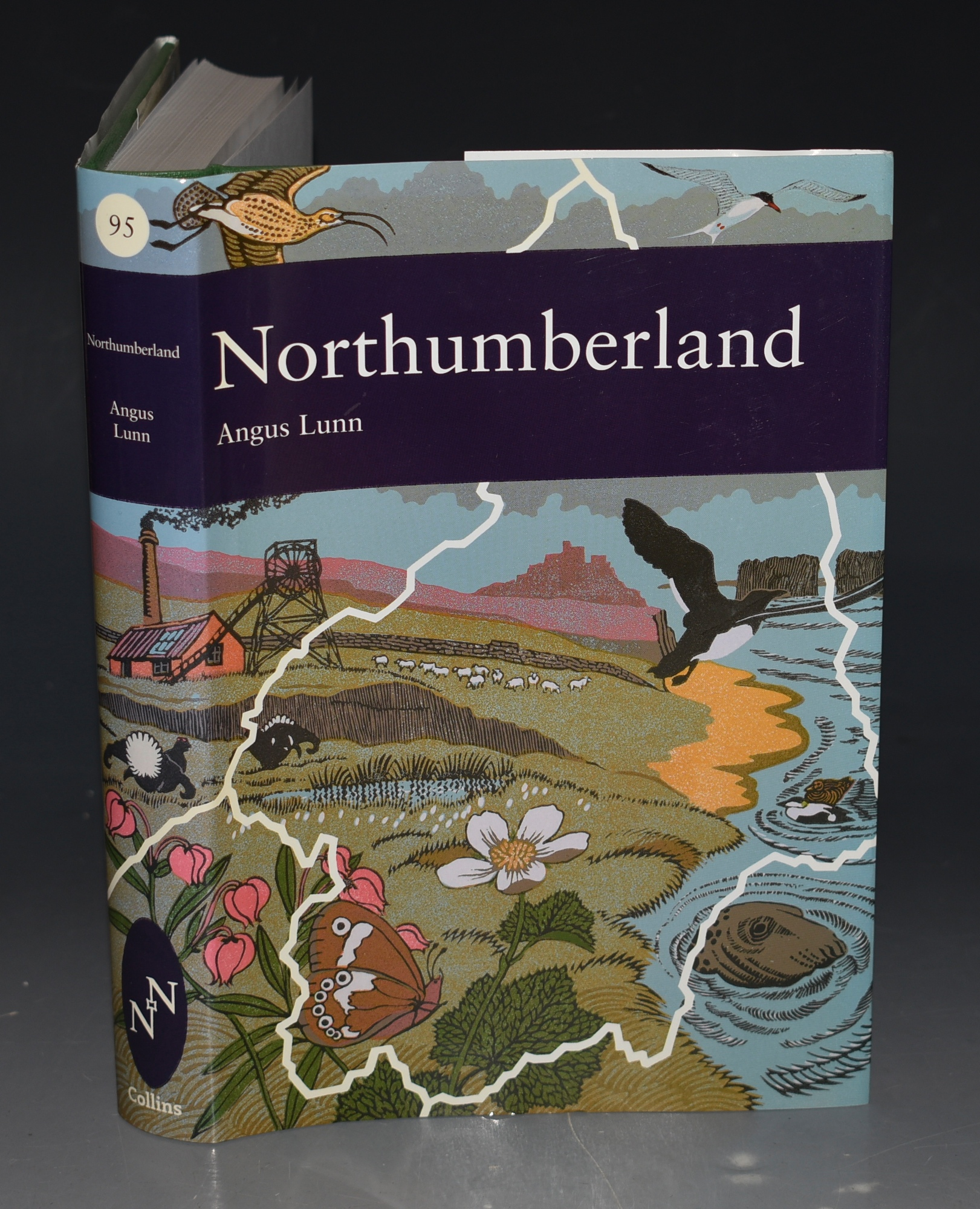 Image for Northumberland. (The New Naturalist 95). With Alston Moor.
