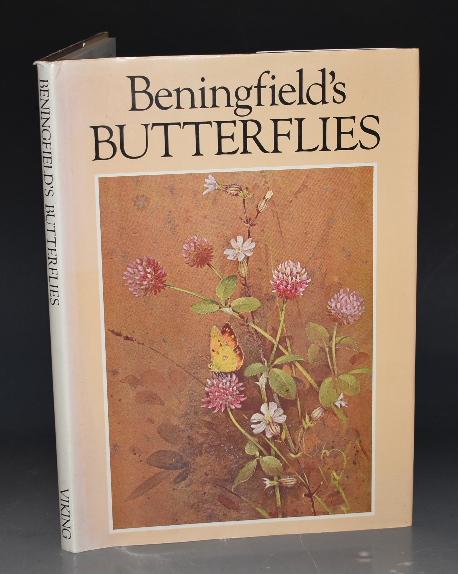 Image for Beningfield's Butterflies. Paintings and Drawings by Gordon beningfield. Text by Robert Goodden. SIGNED COPY.