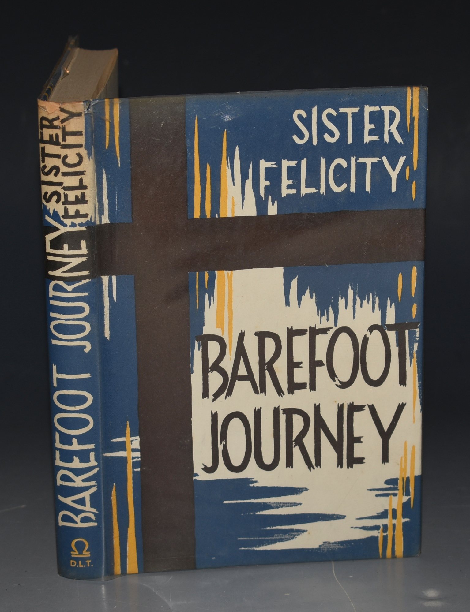 Image for Barefoot Journey. Illustrated by Rosemary Haughton.