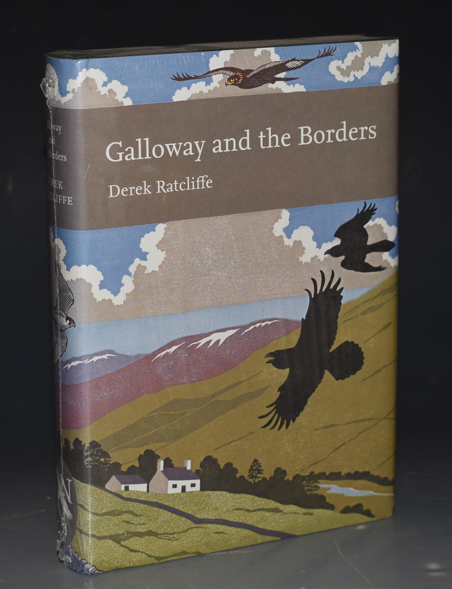 Image for Galloway and the Borders. (New Naturalist 101).