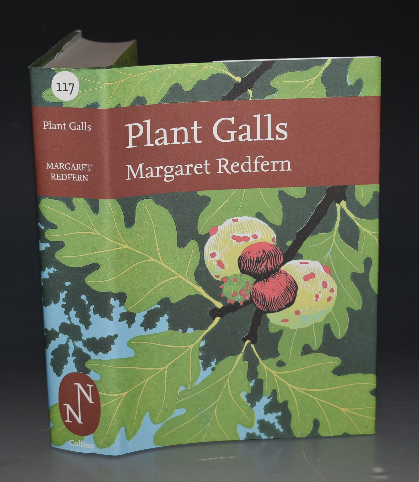 Image for Plant Galls. (The New Naturalist 117).