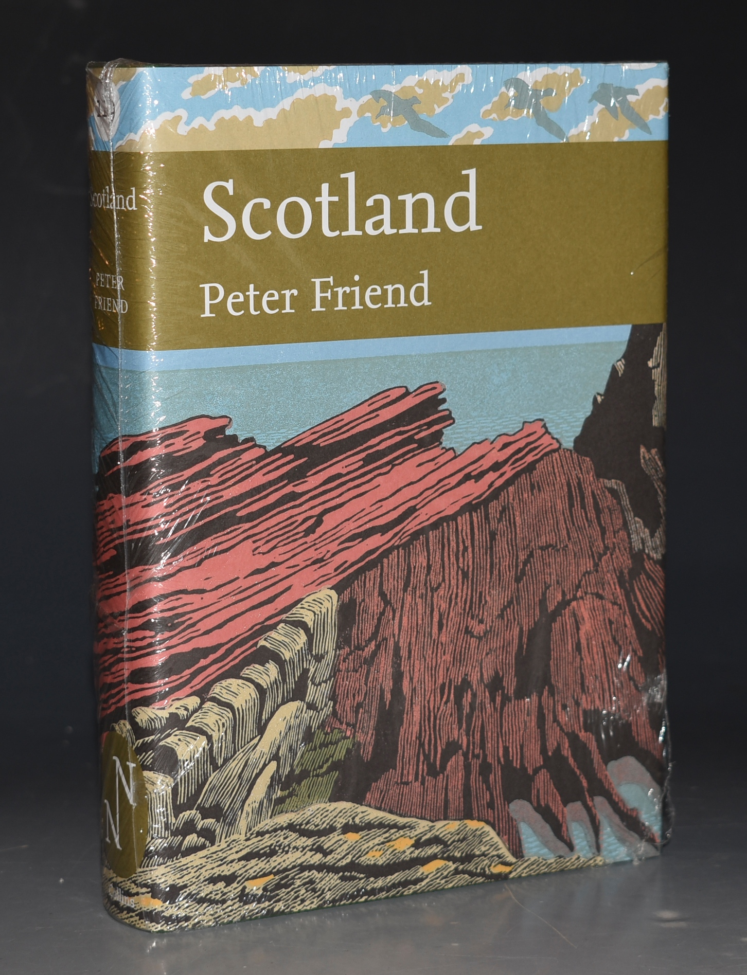 Image for Scotland. (The New Naturalist 119).