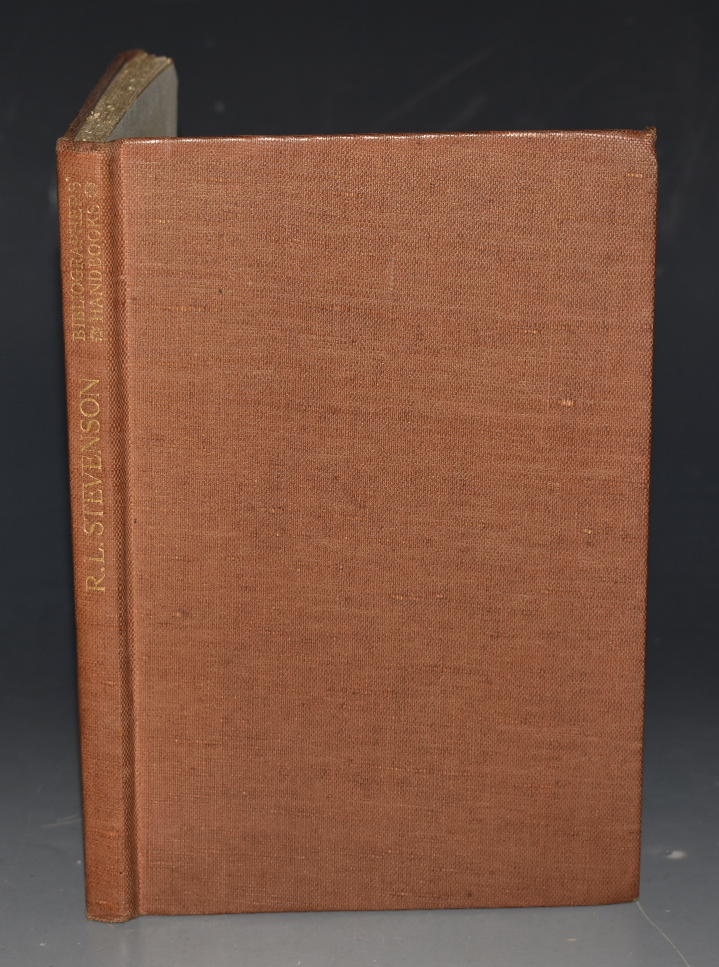 Image for Robert Louis Stevenson, A Bibliography of His Complete Works. A New and Revised edition. Edited and Supplemented by Mrs. Luther S. Livingston.