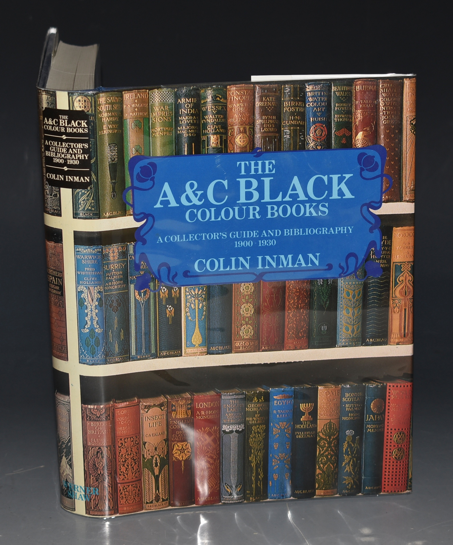 Image for The A. & C. Black Colour Books. A Collector's Guide and Bibliography 1900 - 1930.