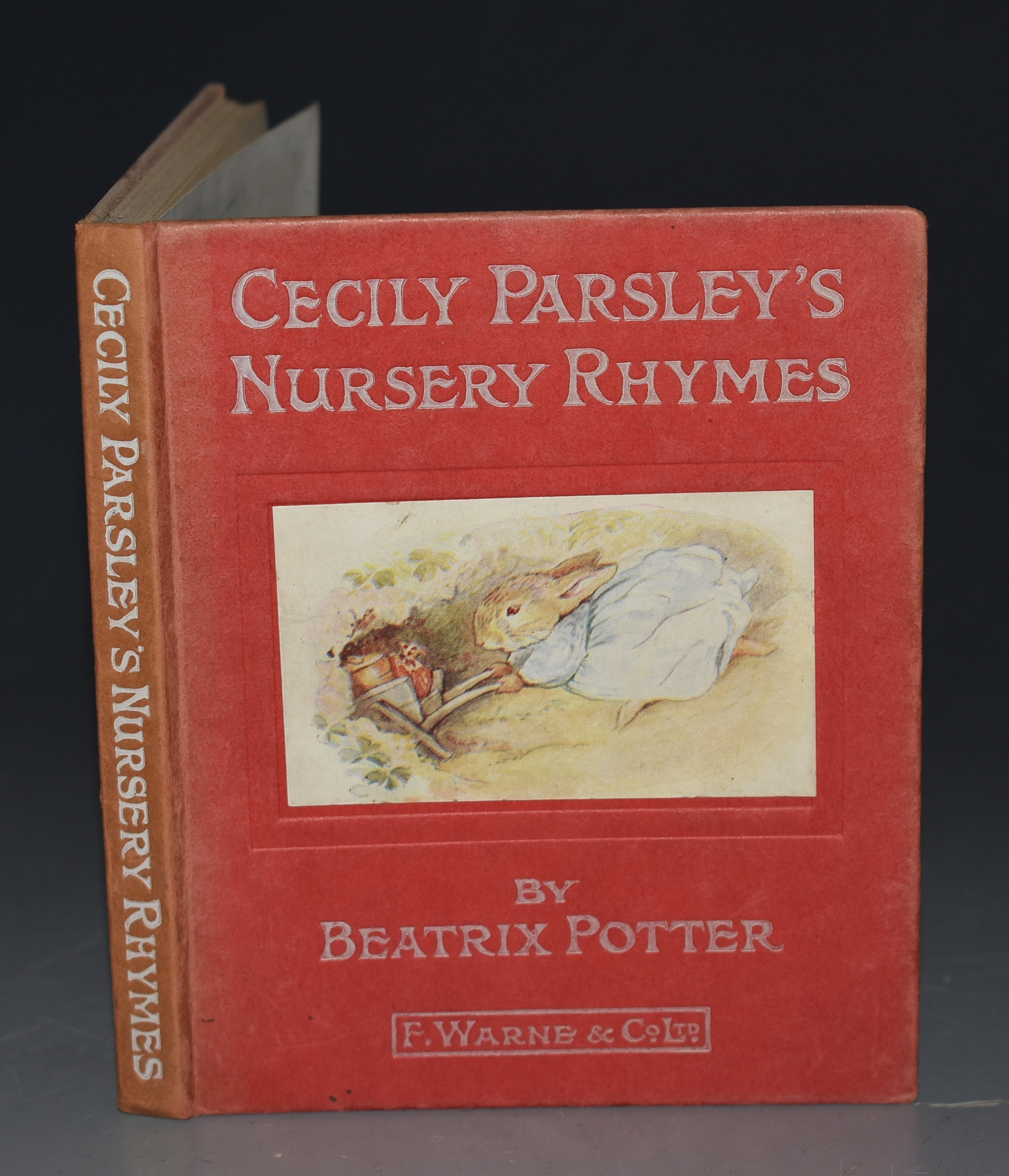 Image for Cecily Parsley's Nursery Rhymes.
