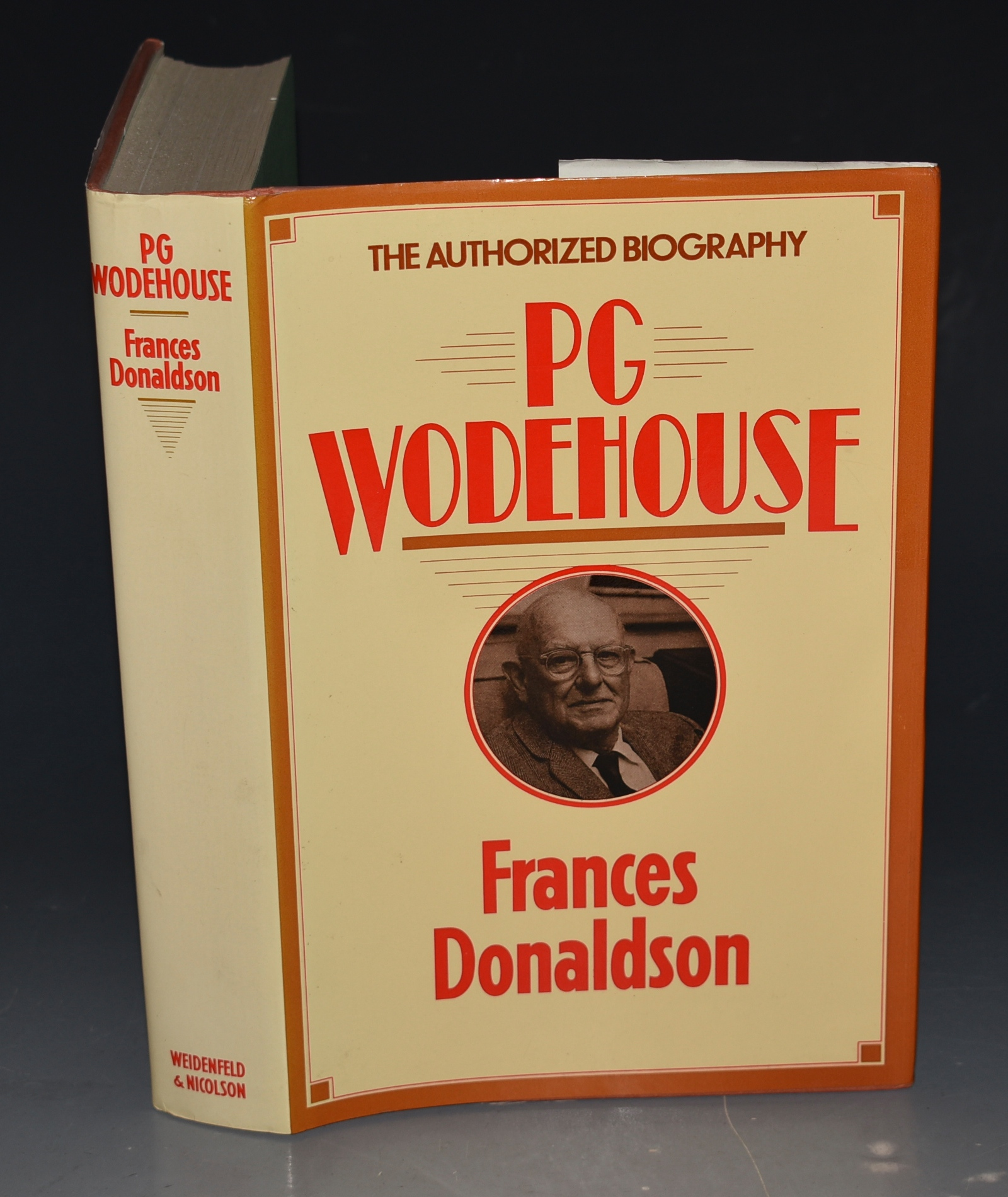 Image for P. G. Wodehouse, A Biography. SIGNED COPY.
