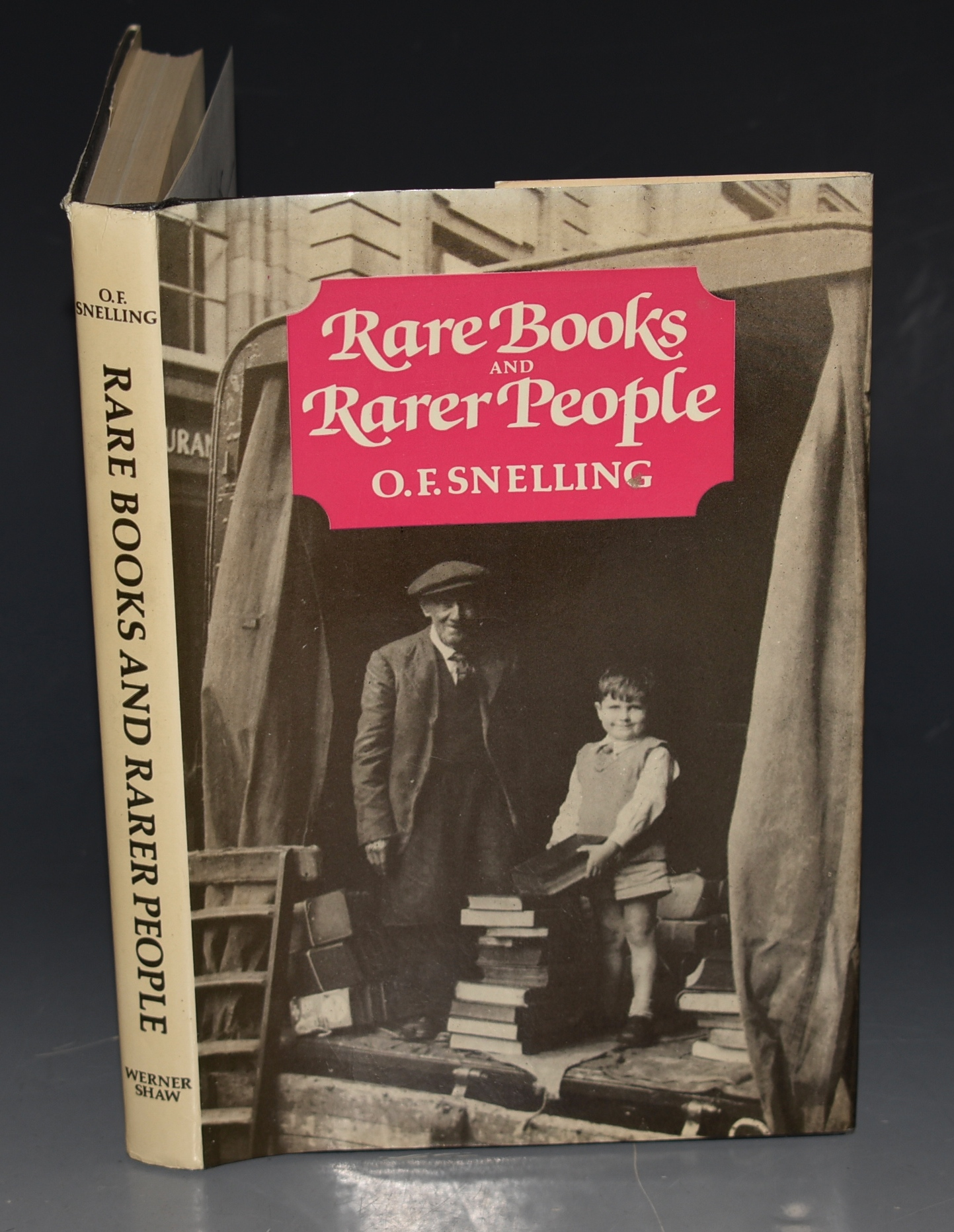 Image for Rare Books and Rarer People. Some Personal Reminiscences of 'The Trade.' SIGNED COPY.