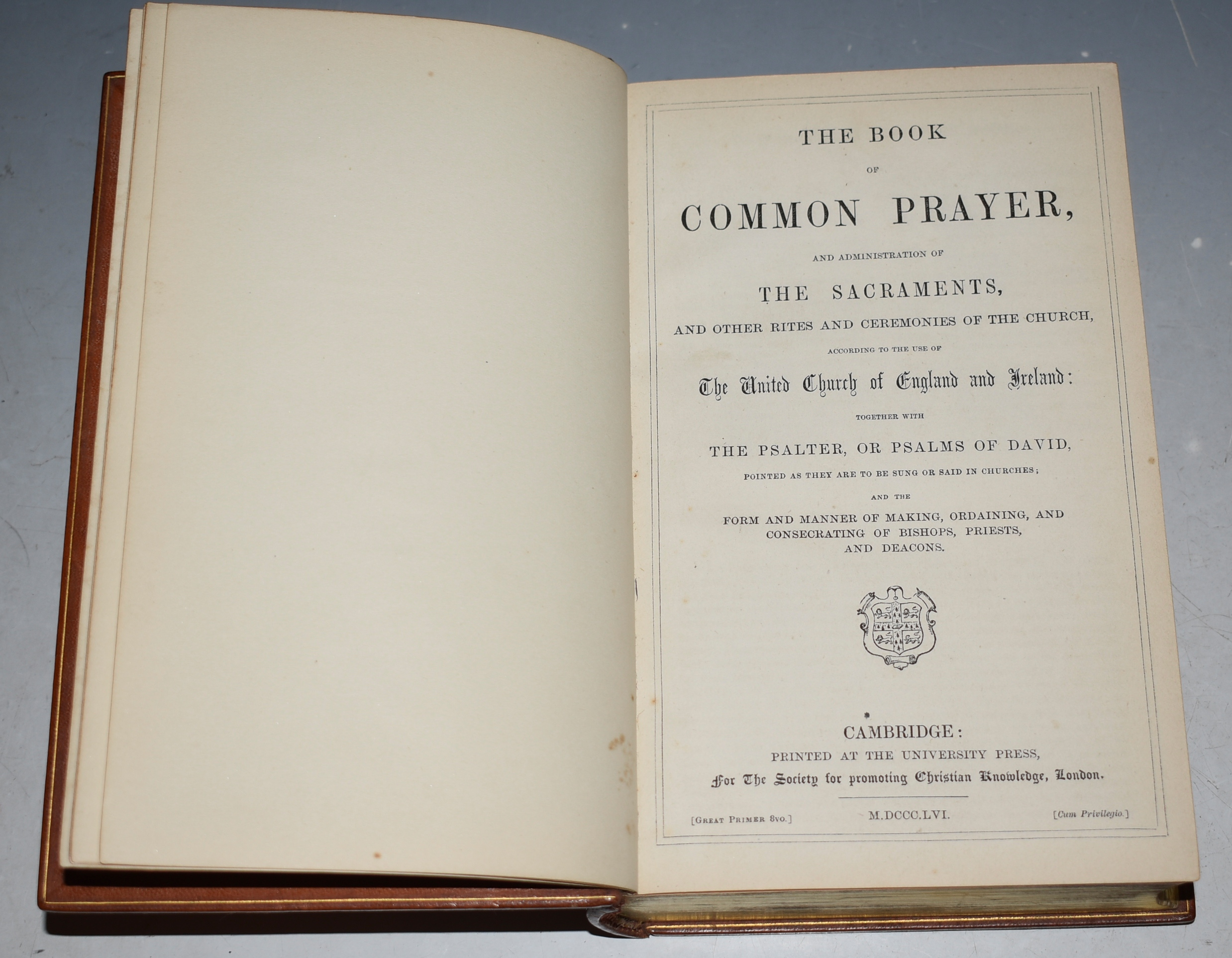 Image for The Book of Common Prayer & Hymns Ancient & Modern. In Two Volumes. And Administration of the Sacraments and other Rites and Ceremonies of the Church, according to the use of The United Church of England and Ireland, together with The Psalter or Psalms of David... and the Consecrating of Bishops, Priests and Deacons. PLUS Hymns, Ancient and Modern, For The Use in The Services of the Church, with Accompanying Tunes. Old Edition, 1889, As Edited by W.H. Monk and C. Steggall. With Second Supplement. Complete Edition. In Two Volumes.