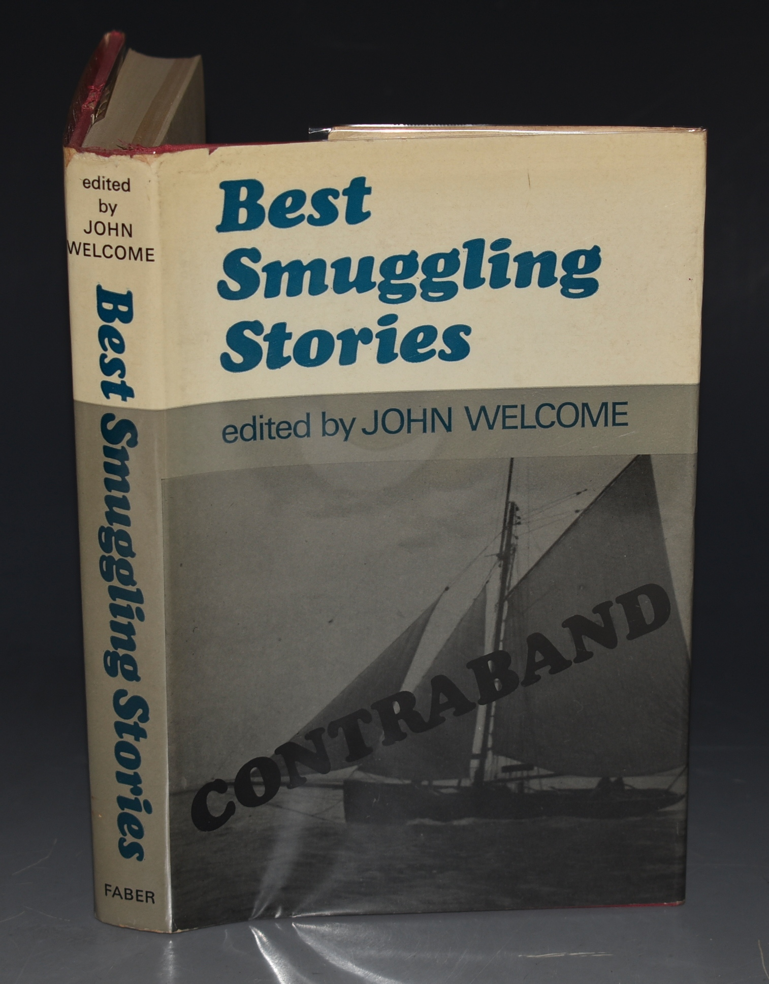Image for Best Smuggling Stories. Edited by John Welcome.