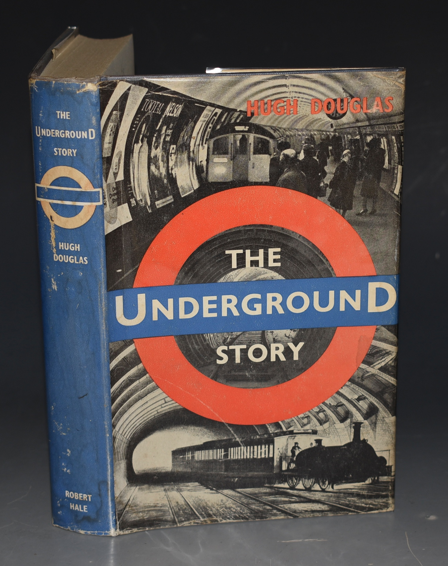 Image for The Underground Story. Illustrated and with Maps.