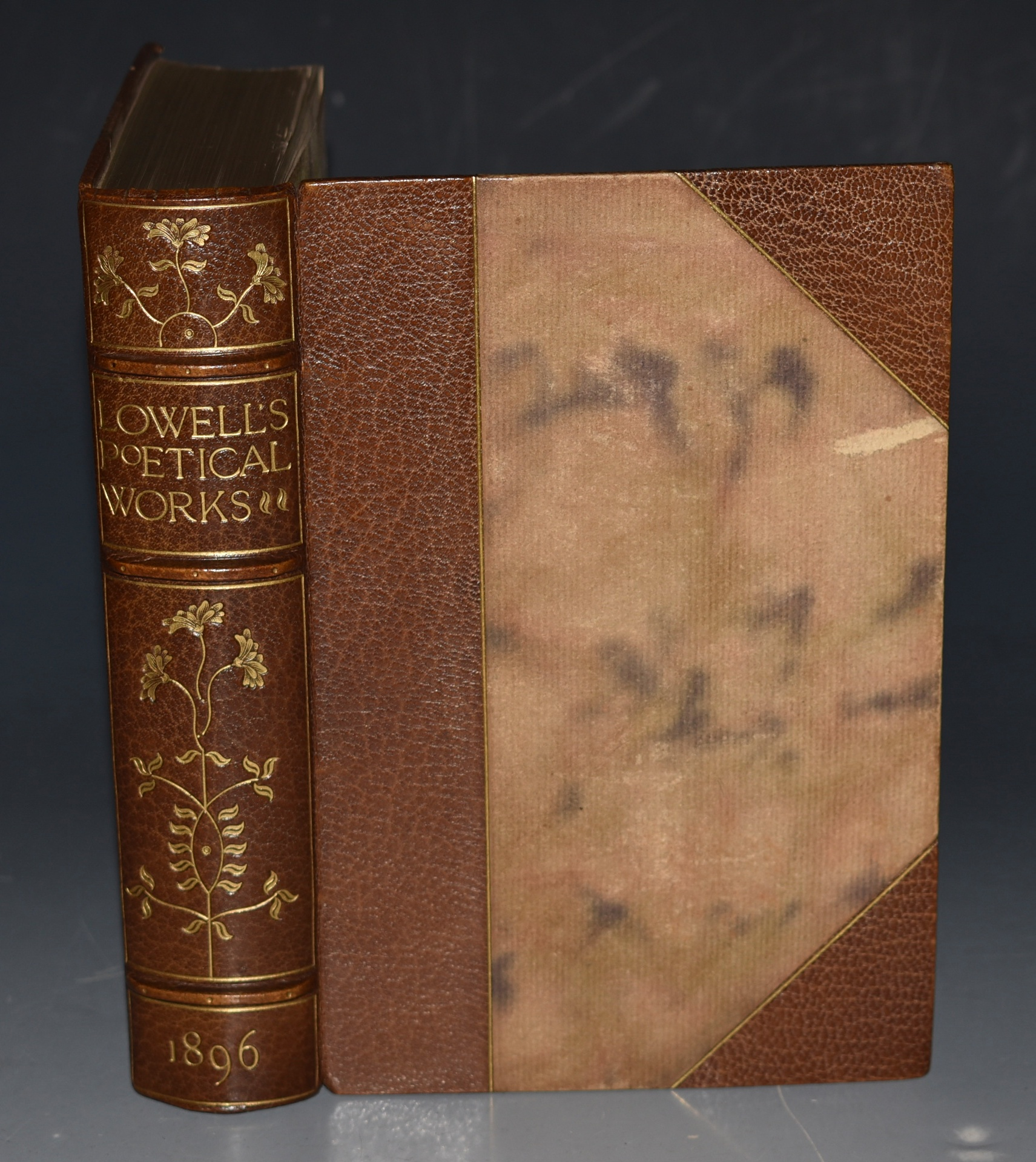 Image for The Poetical Works of James Russell Lowell. With an Introduction by Thomas Hughes, Q.C.