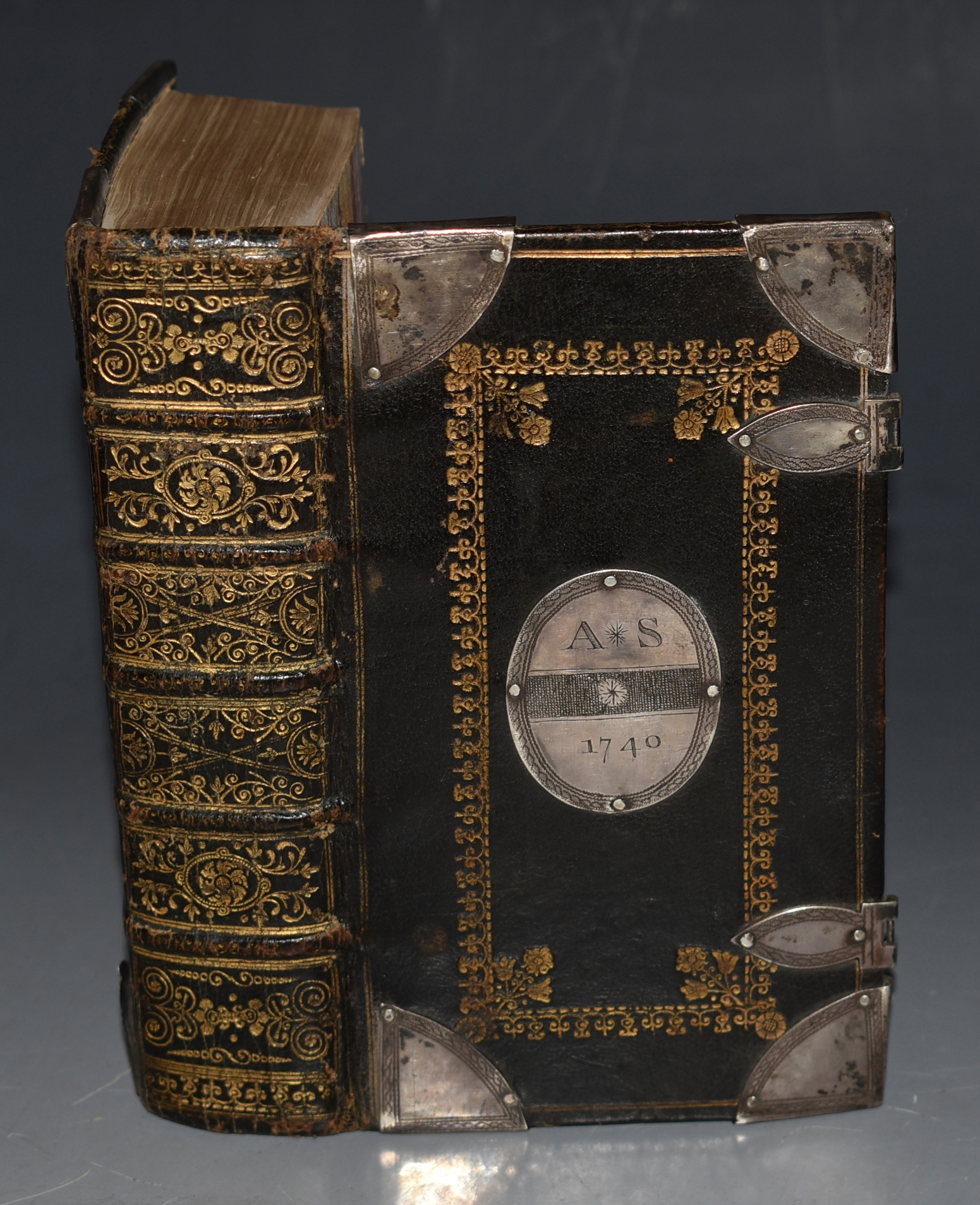 Image for The Holy Bible. 1653 Containing the Old Testament and The New, Engraved title page, bound with The Whole Book of Psalms: Collected into English Metre by Thomas Sternhold, John Hopkins and others, London Printed by the Companie of Stationers 1655,