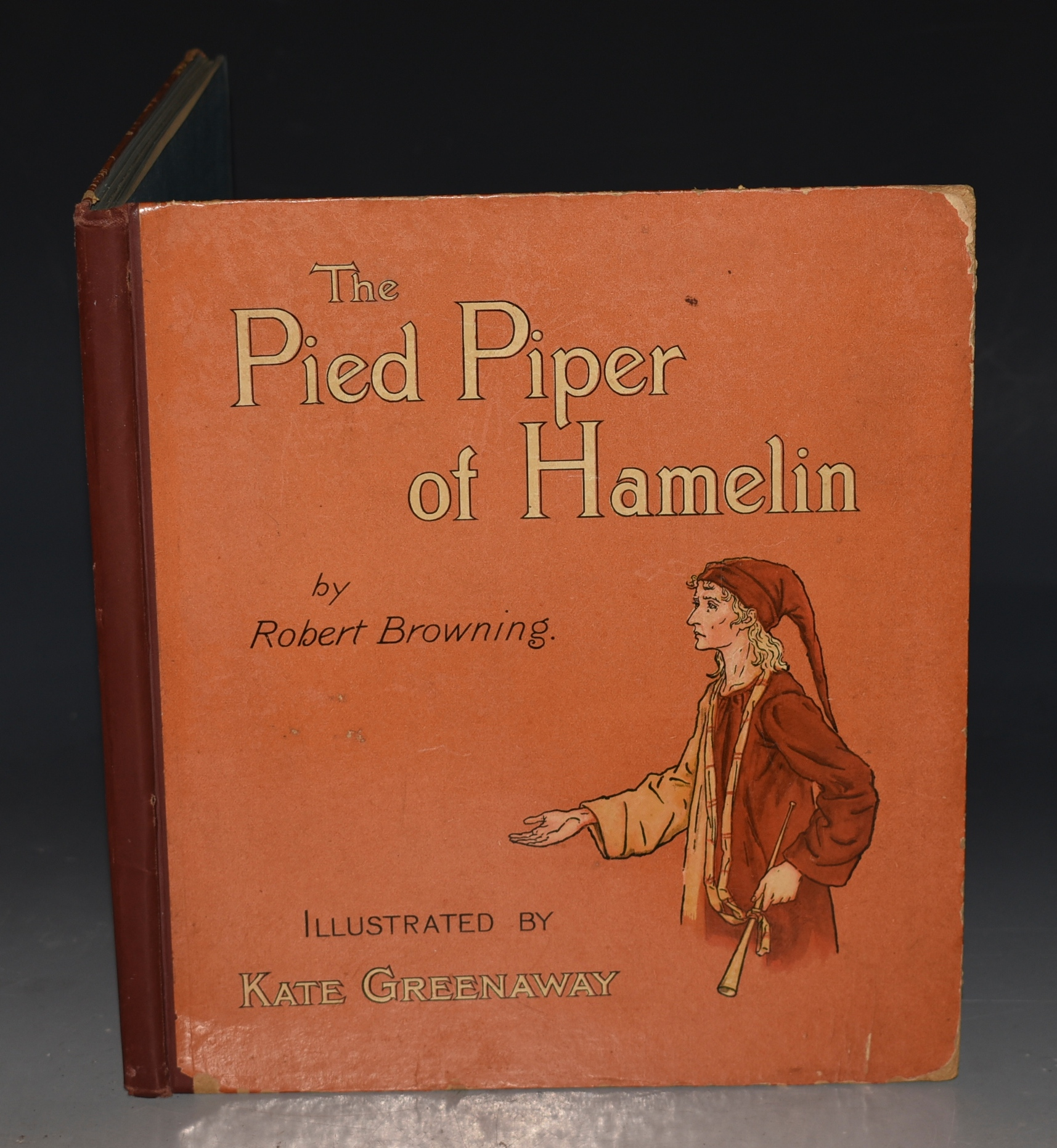 Image for The Pied Piper of Hamelin. With 35 Illustrations by Kate Greenaway. Engraved and printed in colours by Edmund Evans.