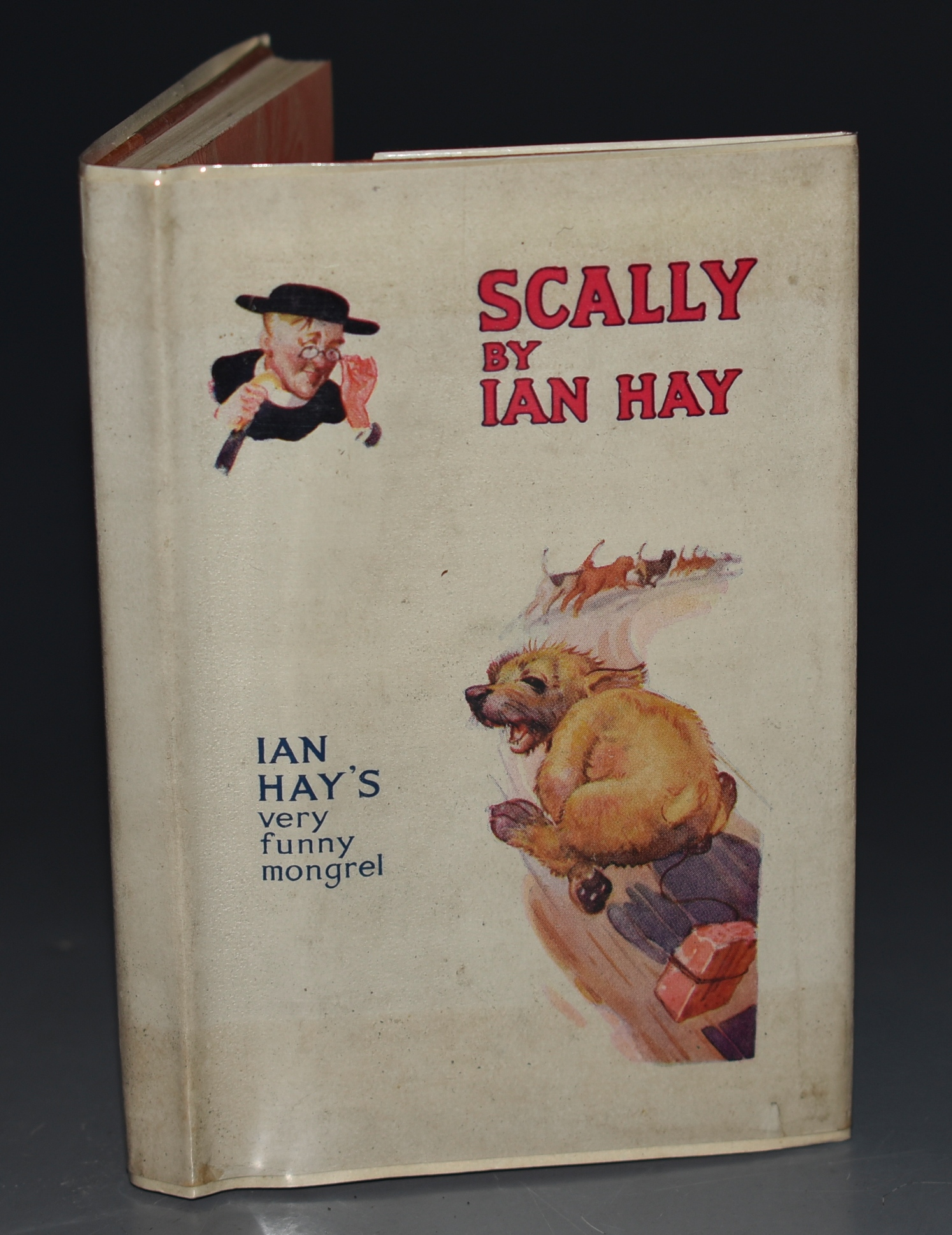 Image for Scally. Little Books of Laughter.