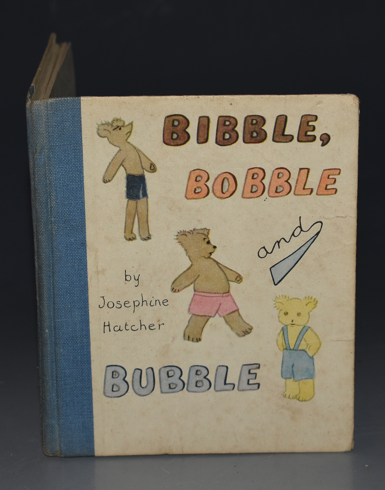 Image for Bibble, Bobble and Bubble.