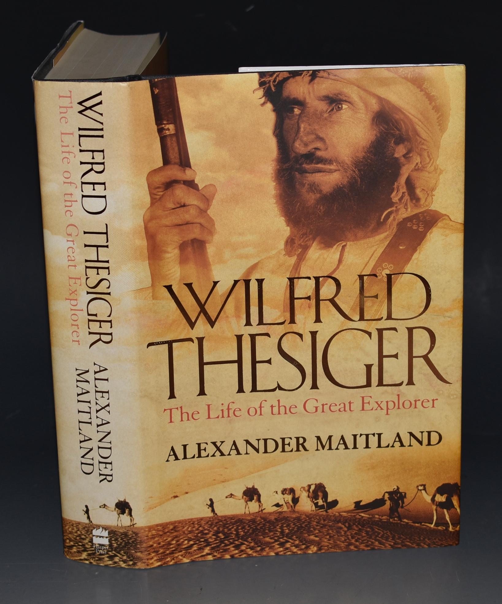 Image for Wilfred Thesiger, The Life of the Great Explorer.