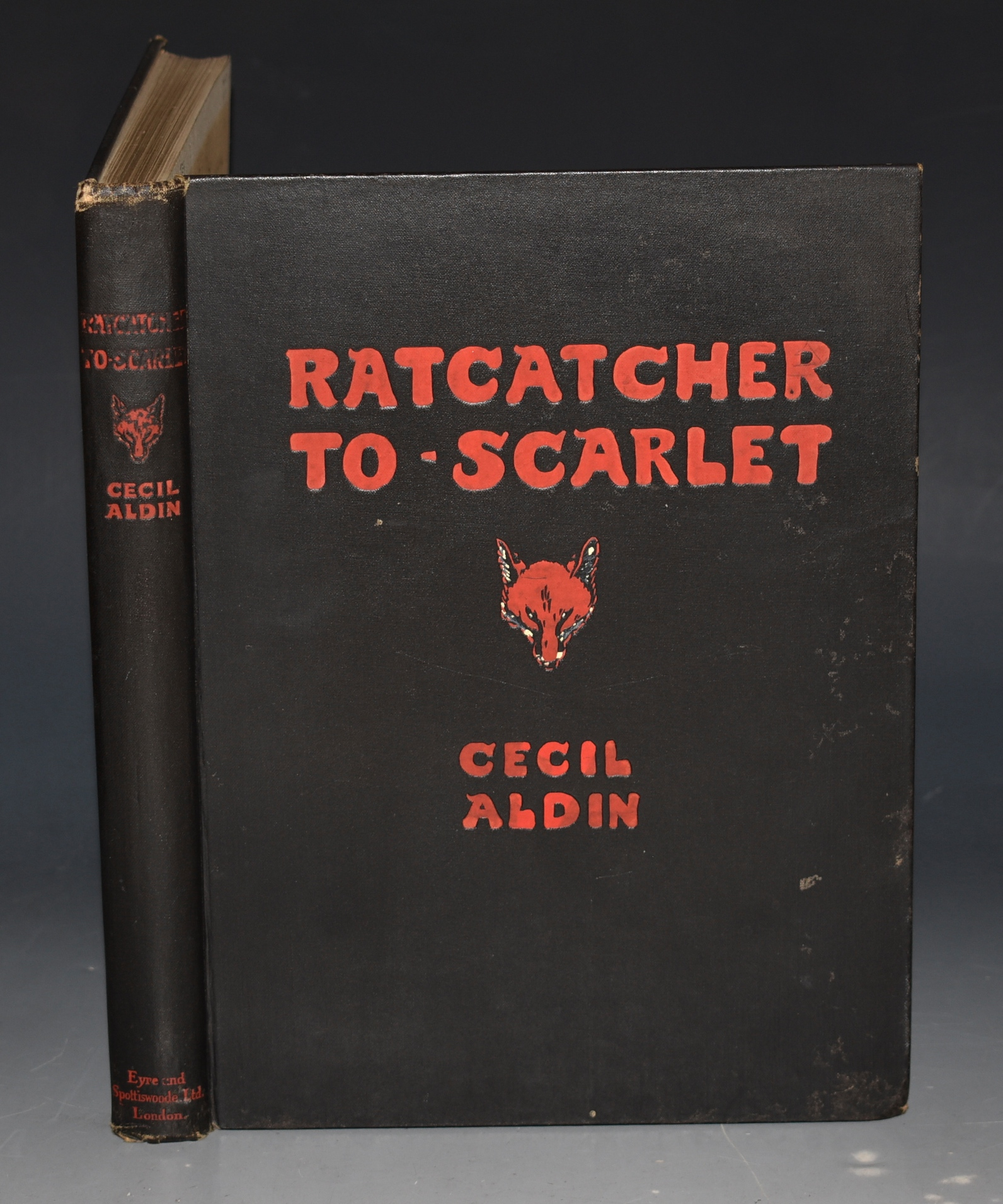 Image for Ratcatcher to Scarlet.