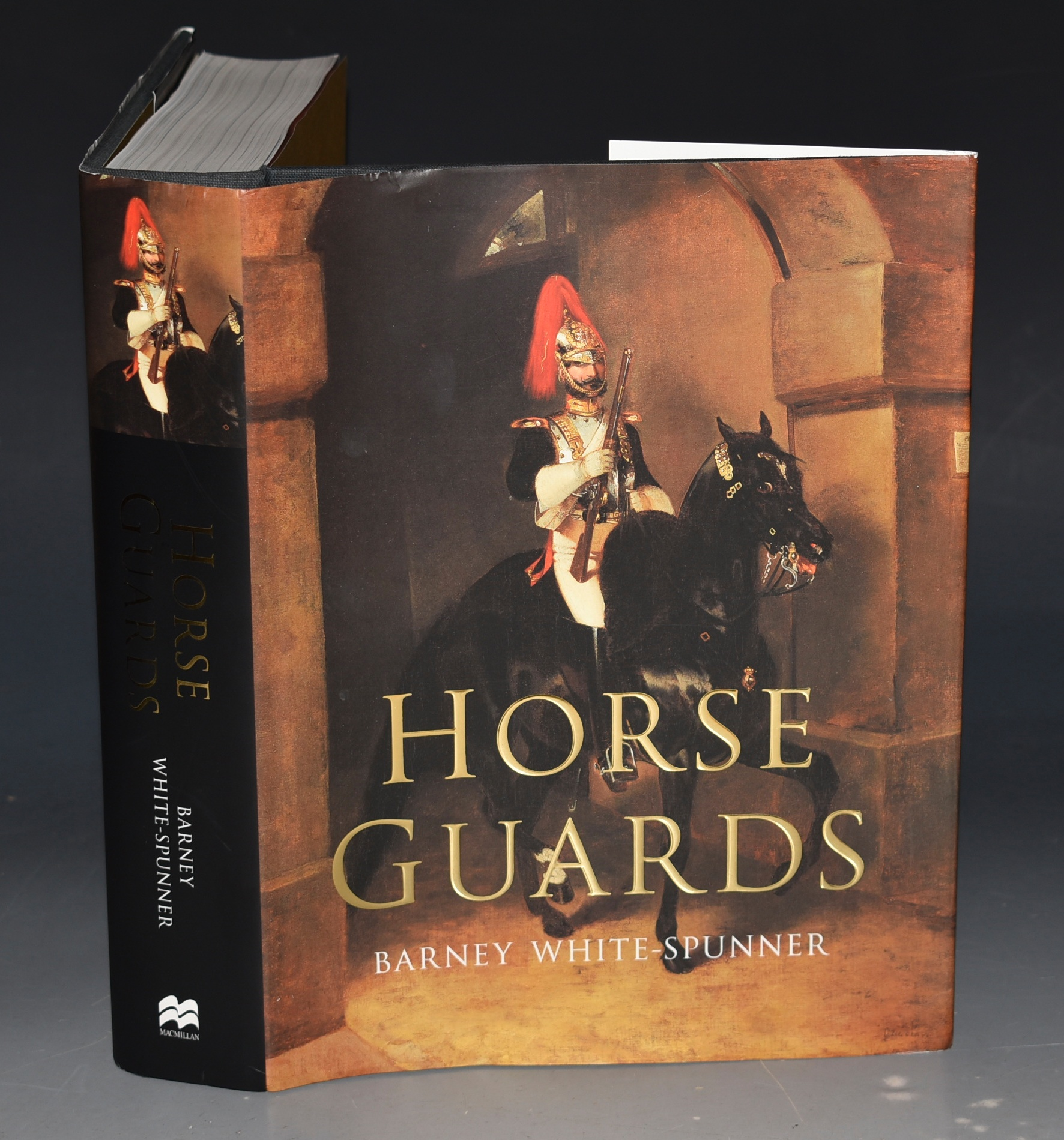 Image for Horse Guards. Pictures researched by Sarah Jackson and Annabel Merullo.