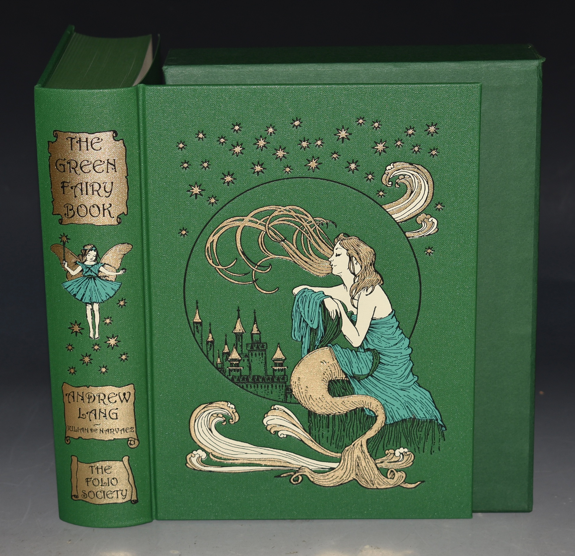 Image for The Green Fairy Book.