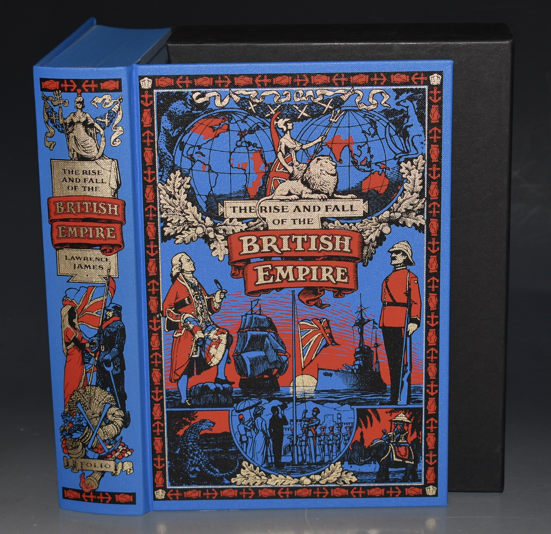 Image for The Rise and Fall of The British Empire. In slipcase.