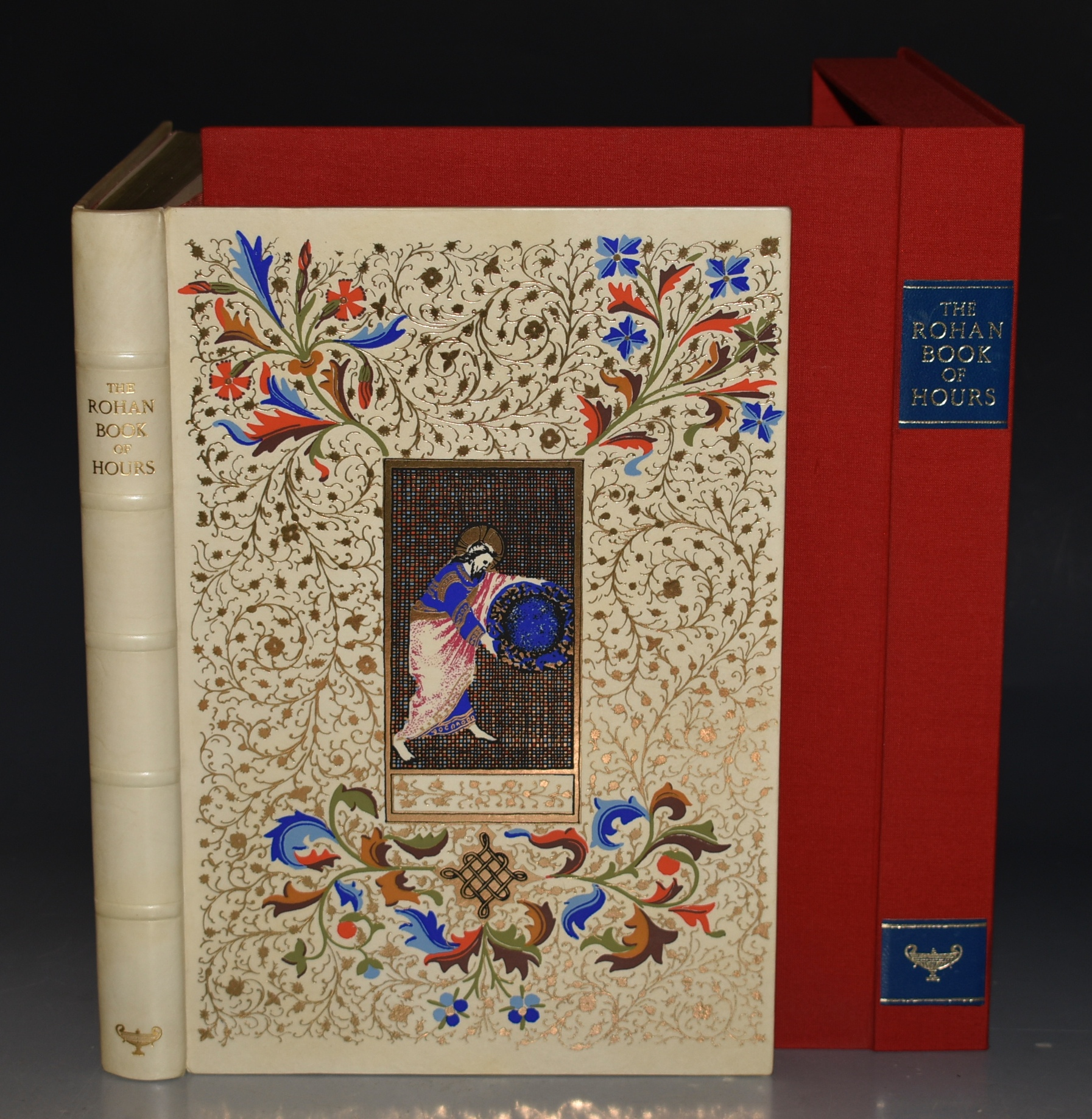 Image for The Rohan Book of Hours. SIGNED Limited Numbered Edition.