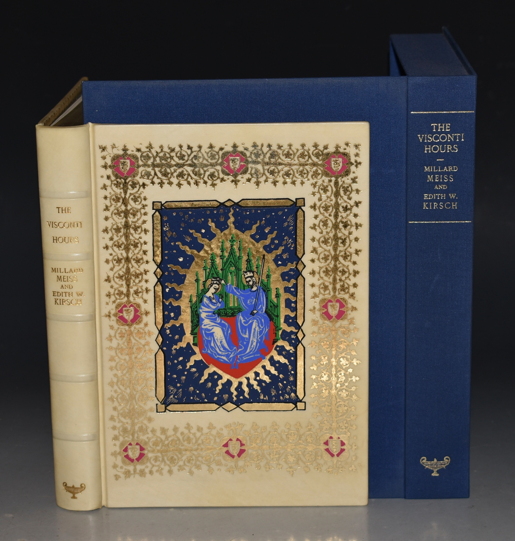 Image for The Visconti Hours. SIGNED Limited Numbered Edition.