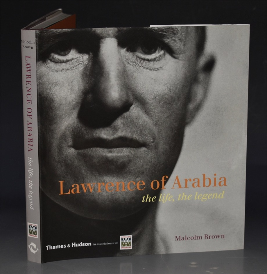 Image for Lawrence of Arabia. the life, the legend.