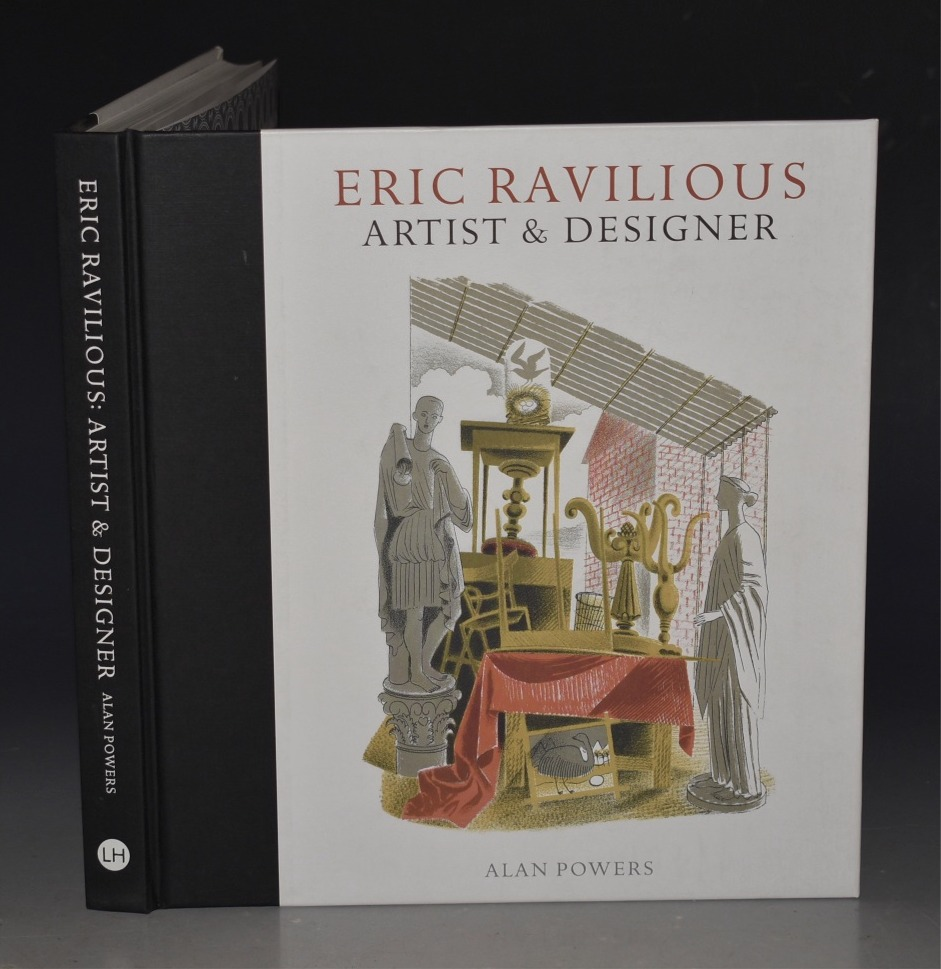 Image for Eric Ravilious, Artist and Designer.