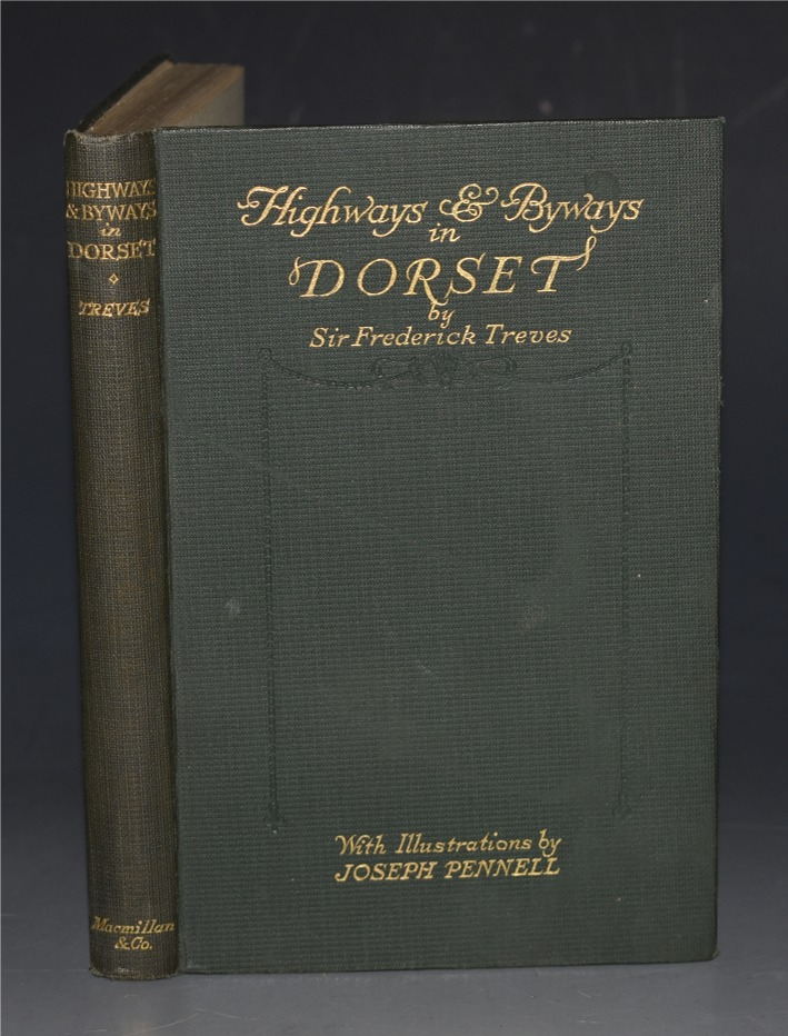 Image for Highways and Byways in Dorset. With illustrations by Joseph Pennell. Pocket Edition.
