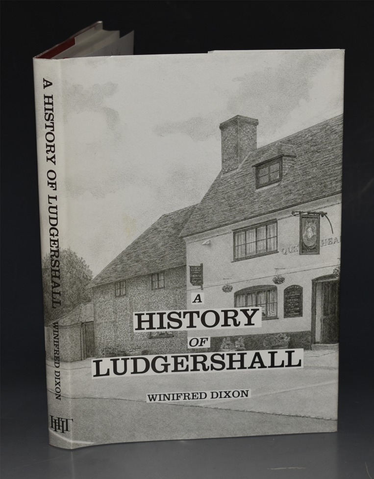 Image for A History of Ludgershall.