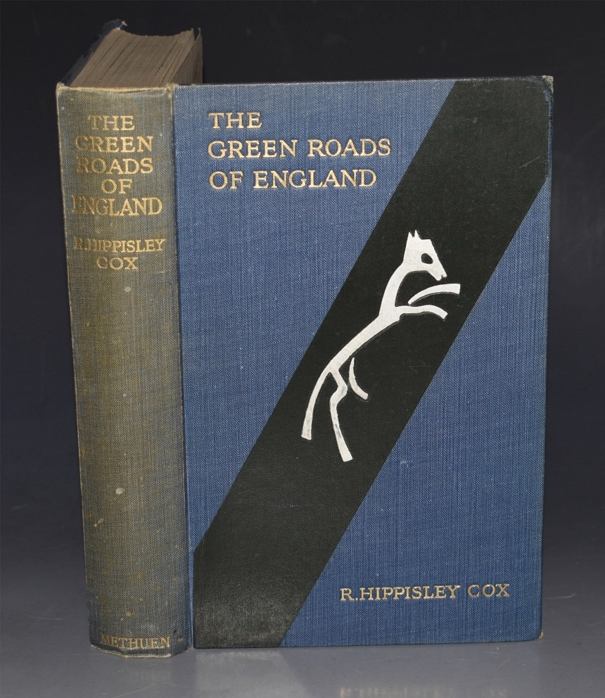 Image for The Green Roads of England.