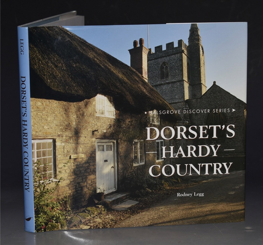 Image for Dorset's Hardy Country. Halsgrove Discover Series.