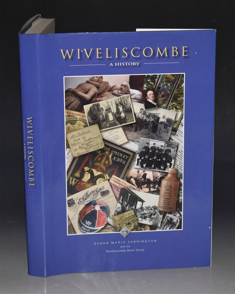 Image for Wiveliscombe A History.