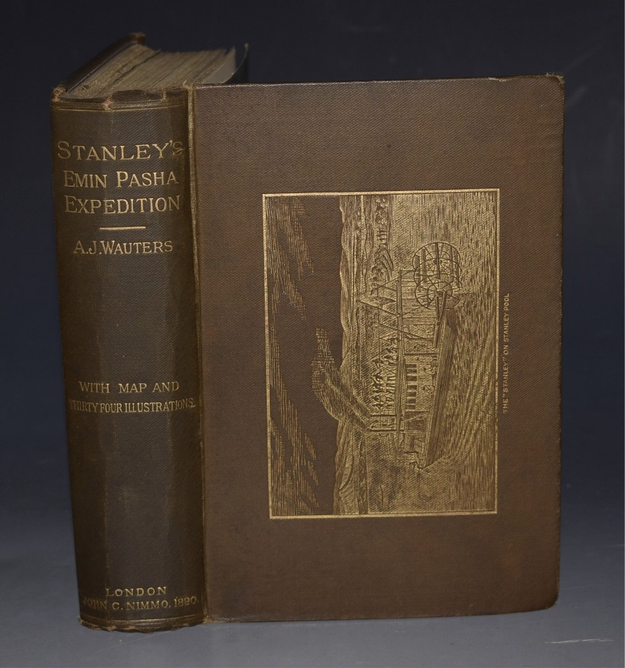 Image for Stanley's Emin Pasha Expedition. With Map, Thirty-Four Portraits and Illustrations.