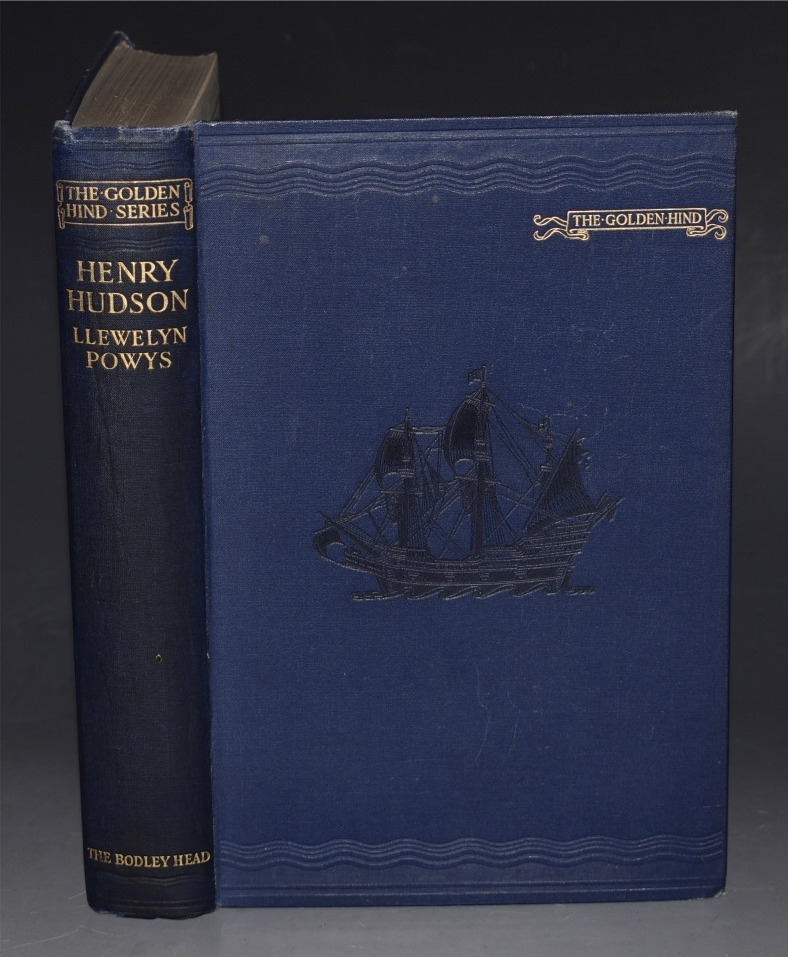 Image for Henry Hudson. The Golden Hind Series.