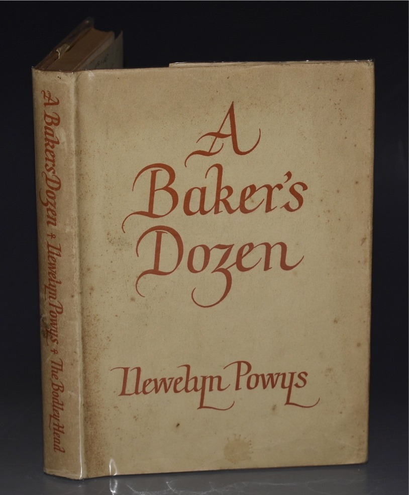 Image for A Baker's Dozen. With an introduction by John Cowper Powys and decorations by Gertrude Mary Powys.