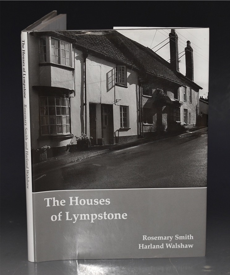 Image for The Houses of Lympstone. With photographs by Harland Walshaw. Foreword by Peter Beacham.