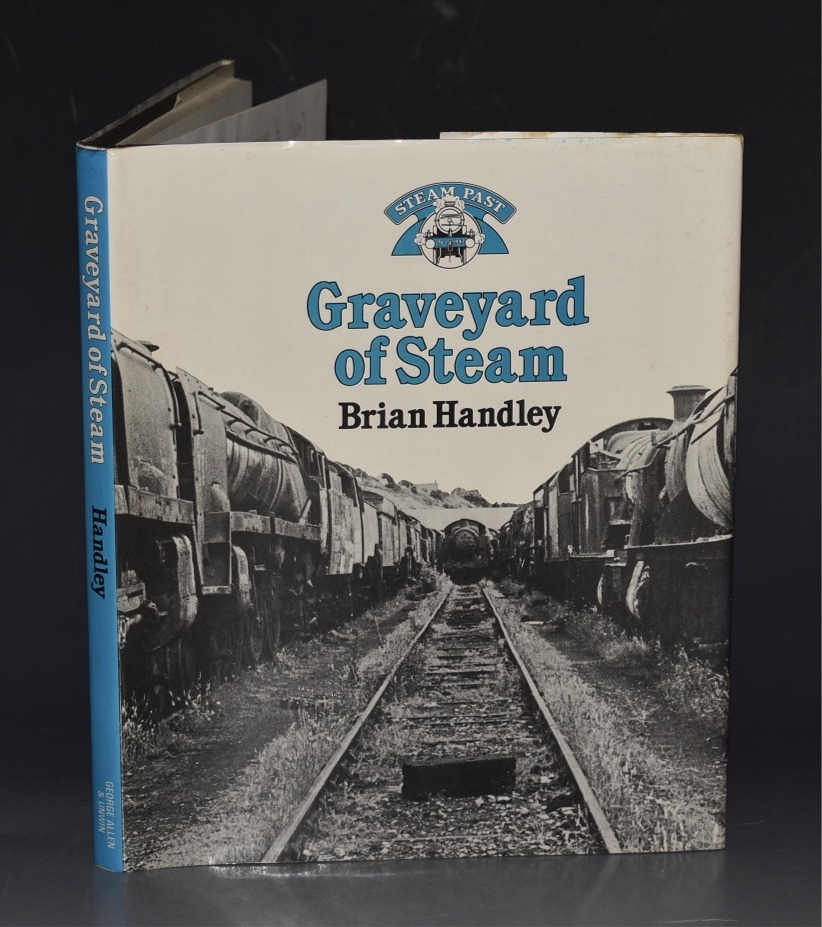 Image for Graveyard of Steam. With a Foreword by Wynford Vaughn Thomas.