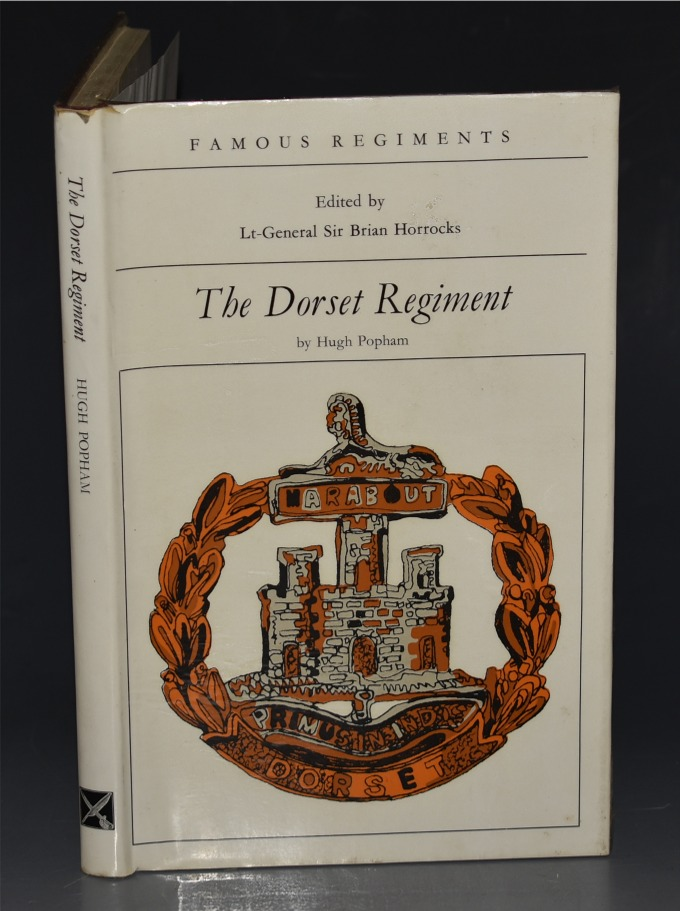 "Image for The Dorset Regiment (The 39th / 54th Regiment of Foot) ""Famous Regiments"" Edited by Lt.-General Sir Brian Horrocks."