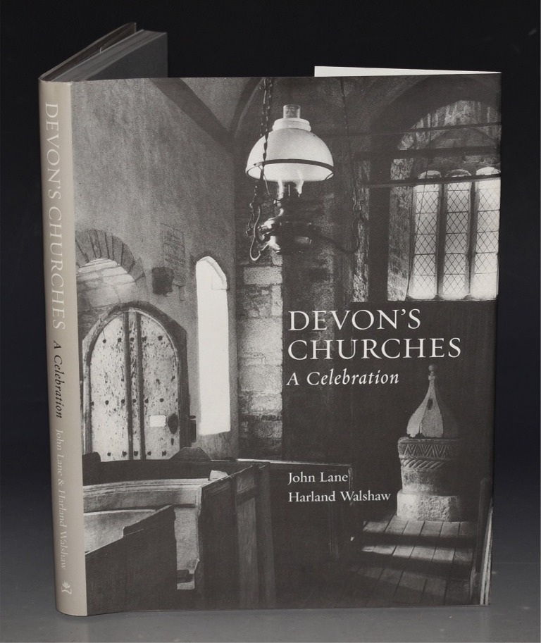 Image for Devon's Churches. A Celebration. Signed.