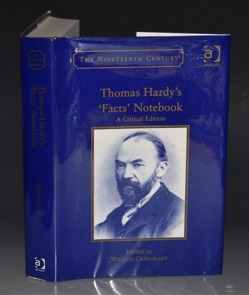 Image for Thomas Hardy's 'Facts' Notebook. A Critical Edition.