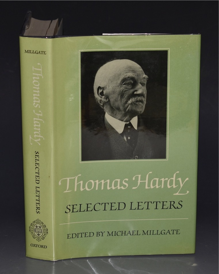 Image for Thomas Hardy. Selected Letters.