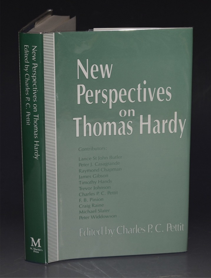 Image for New Perspectives on Thomas Hardy.