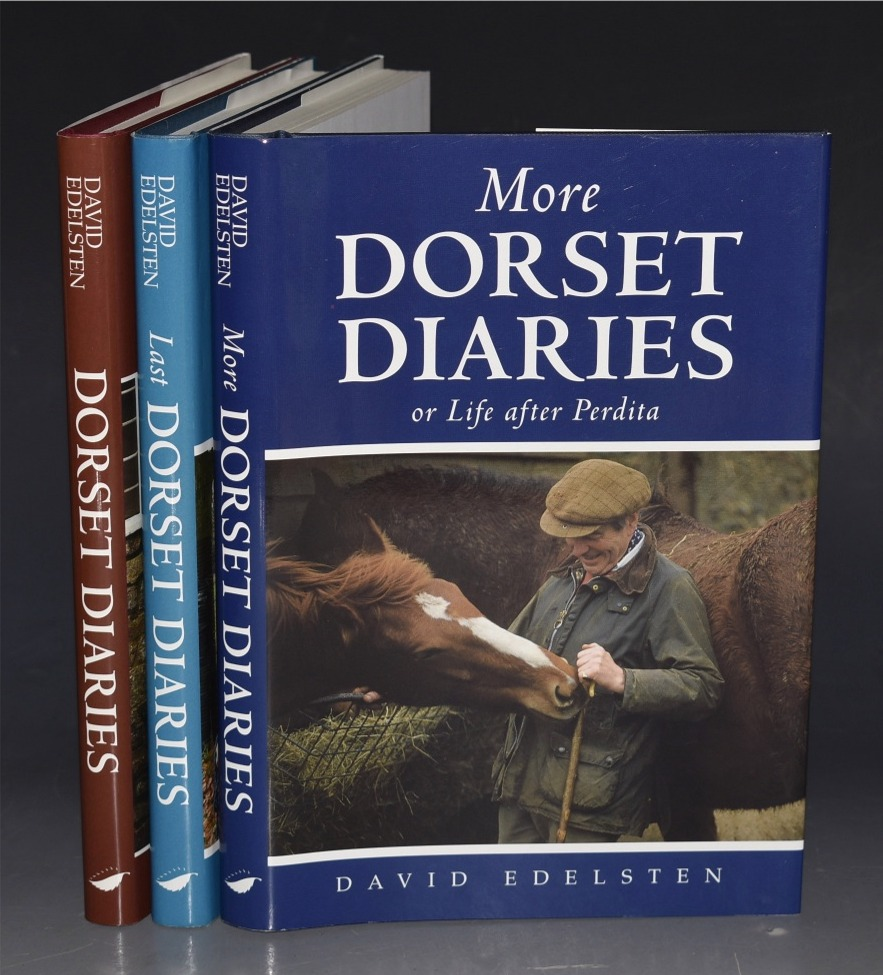 Image for Dorset Diaries. & More, & Last: Or Life after Perdita. With illustrations by Helen Mitchell & Becky Unwin. A Dog's Life and other Jottings. On Dungeon Hill. Three volumes together,