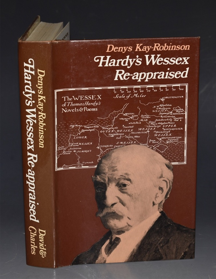 Image for Hardy's Wessex Reappraised.