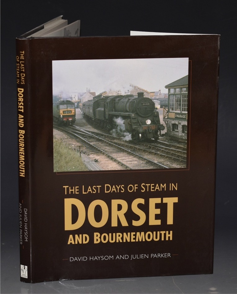 Image for The Last Days of Steam in Dorset and Bournemouth