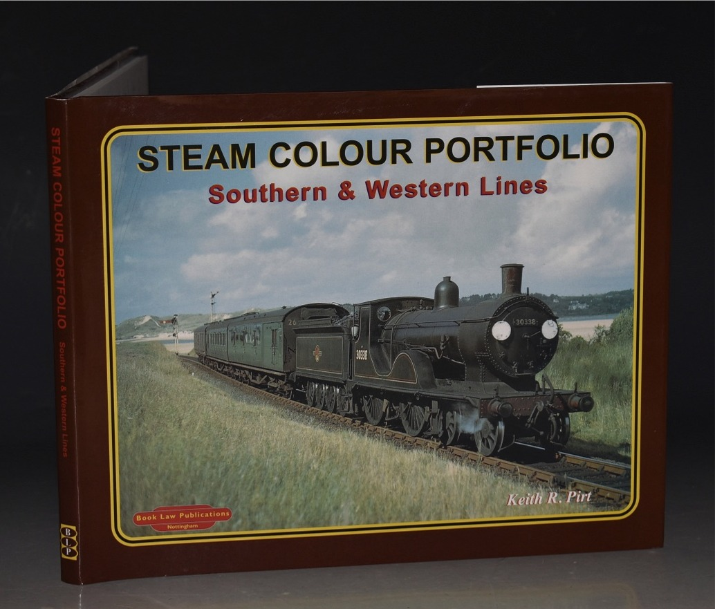 Image for Steam Colour Portfolio. Volume One. Southern and Western Lines.