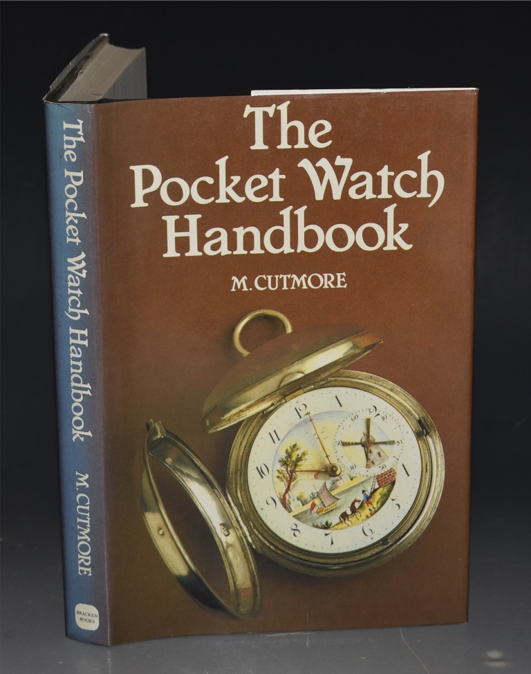 Image for The Pocket Watch Handbook.