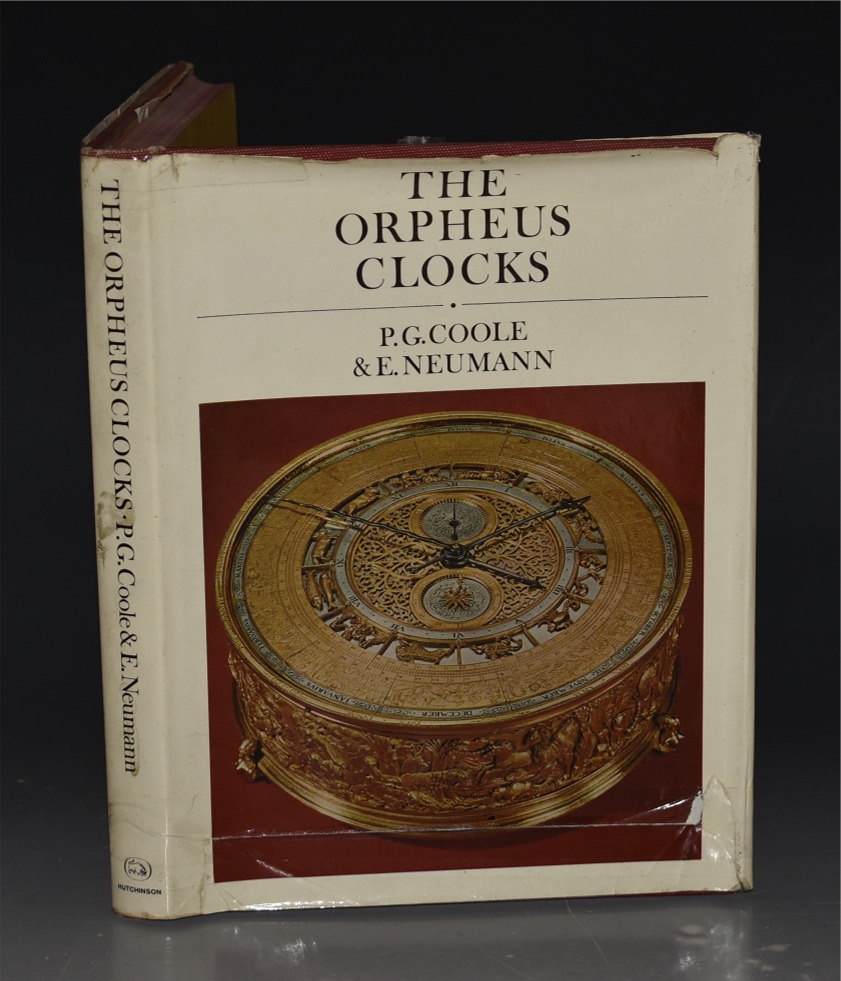Image for The Orpheus Clocks. The translation of Dr Neumann's German text was made by Dr P.Foulkes.