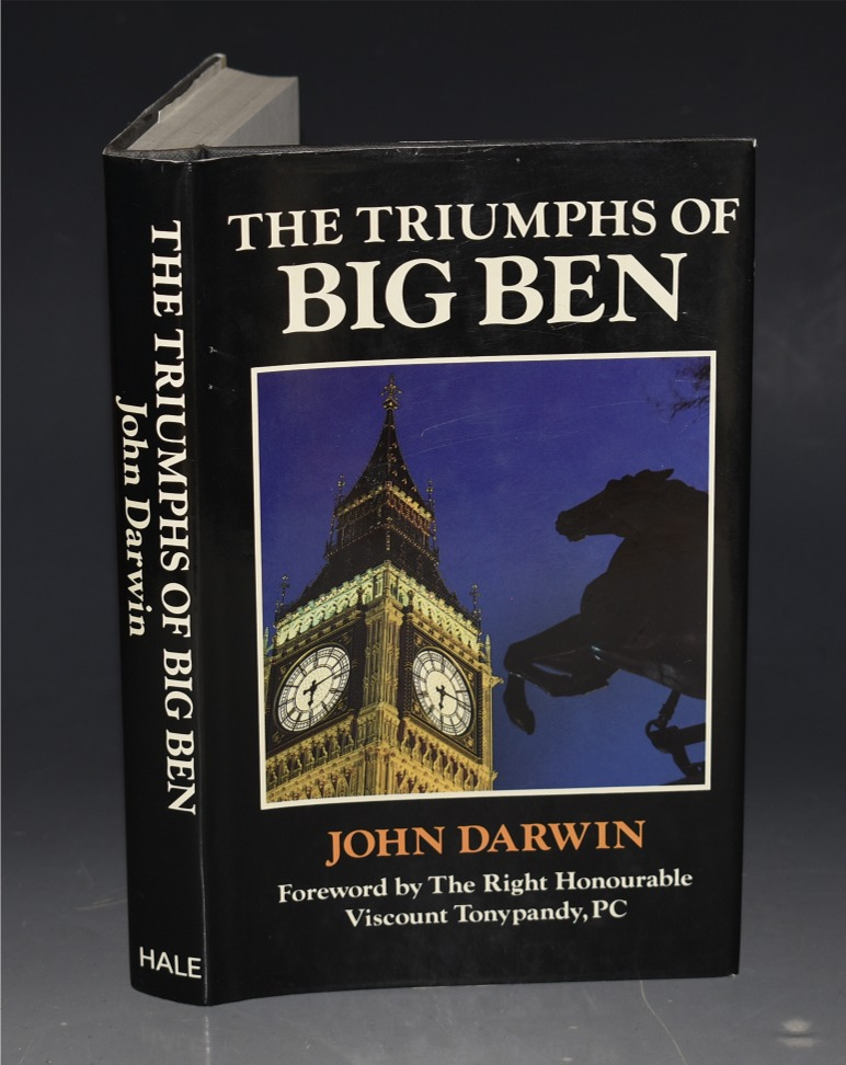 Image for The Triumphs of Big Ben. Foreword by The Right Honourable Viscount Tonypandy, PC.